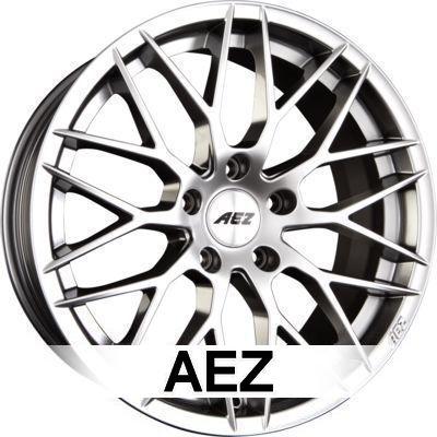 AEZ Antigua 9.5x19 ET40 5x120 72.6