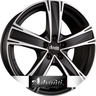 Advanti Racing Raccoon 8.5x19 ET35 5x127 71.6